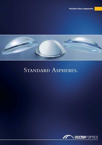 Asphere d27 plan B270 - Docter® Optics