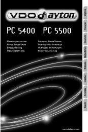 PC 5400 PC 5500 - jewuwa