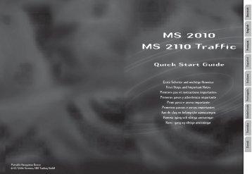 MS2010/MS2110 TMC - jewuwa