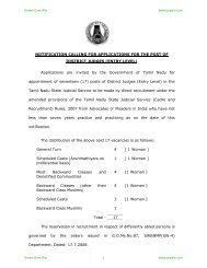 2010 Direct Recruitment of District Judges by Government ... - Jeywin