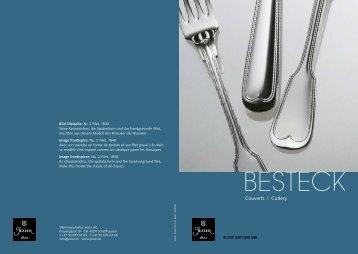 BESTECK - Jezler AG