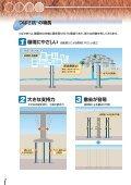 つばさ杭®(土木編) - JFEスチール - Page 4