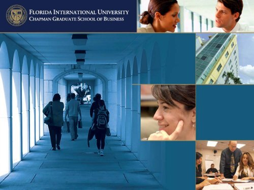 Chapman Graduate School of Business Dual Degree MBA Program ...