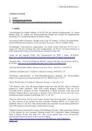 Carl-Ludwig Holtfrerich, 1 - John-F.-Kennedy-Institut für ...