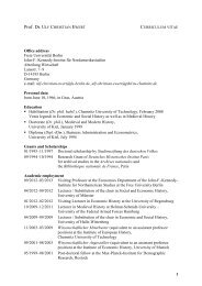 Prof. Dr. ULF CHRISTIAN EWERT - John-F.-Kennedy-Institut für ...
