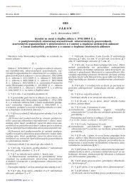 653/2007 Zákon, ktorým sa mení a dopĺňa zákon č. 578/2004 Z. z. o ...