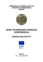 Hlavné je Liška tvorstva, ktorá vyznačila študenti.