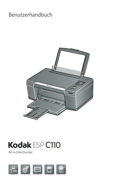 KODAK ESP C110 All-in-One Drucker