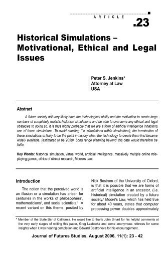 motivation and ethical dilemma Of course, there are elements of each realm in nearly every ethical situ- ation, suggesting that your realm17-18 individual process19-20 situation1, 21 individual organizational/institutional societal moral sensitivity moral judgment moral motivation moral courage issue or problem dilemma distress temptation.