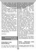 Evangelische Kirchengemeinde Berlin-Karow - JG Karow - Seite 5