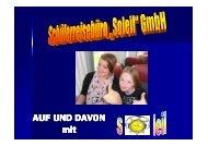 AUF UND DAVON mit - Ganztagsschule