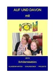 Der neue Katalog 2013 - Ganztagsschule