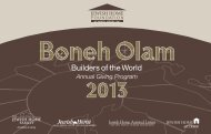 Boneh Olam - Jewish Home Assisted Living