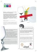DINNERWARE ARCOROC 2007-2008 KATALOG - Page 4