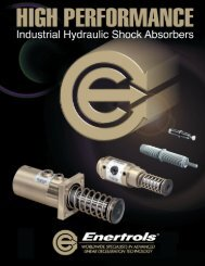 Standard Shock Absorbers