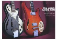 Bass Guitar Magazine - June 2011 - JHS