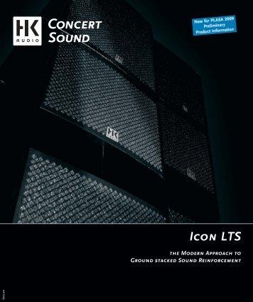 Icon LTS - JHS