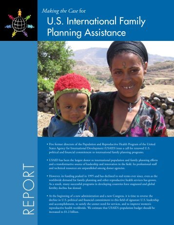 Making the Case for US International Family Planning