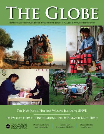 jhvi - Johns Hopkins Bloomberg School of Public Health