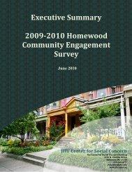 Engagement Survey Results - Johns Hopkins University