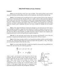 Midterm exam solutions 2004