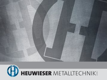 Heuwieser Metalltechnik