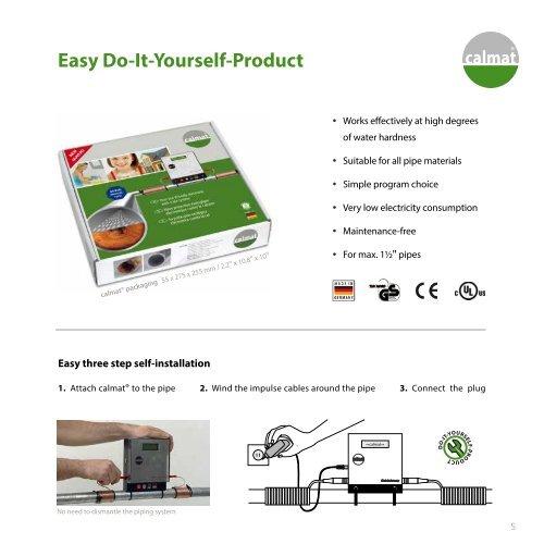 calmat Brochure CAN/USA