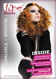 magazine - Hair @ jibe