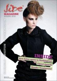 INSIDE New Salon opens in Workington!! Clynol Awards ... - Jibe