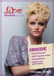 INSIDE - Hair @ jibe
