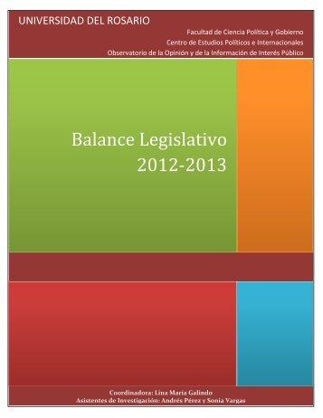Balance-legislativo-2012-2013