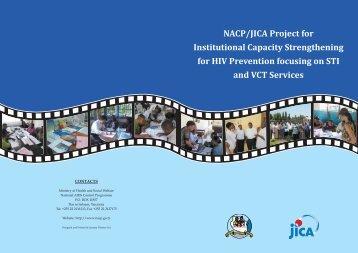 Project Brochure (PDF/1.12MB) - JICA