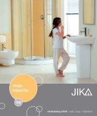 moja kúpeľňa - Jika