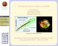 Neutron Rich Nuclei in Heaven and Earth