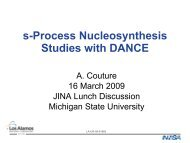 s-Process Nucleosynthesis Studies with DANCE