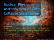 Nuclear Physics (and Astrophysics) of Core Collapse Supernovae