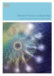 Effective Practice in a Digital Age (.pdf) - Jisc