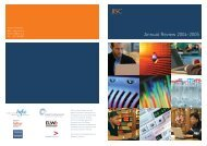 Annual Review 2004-2005 - Jisc