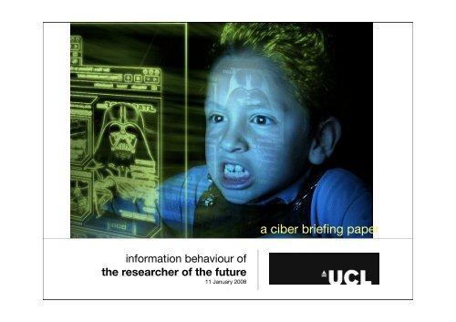 GG final keynote 11012008 - Jisc