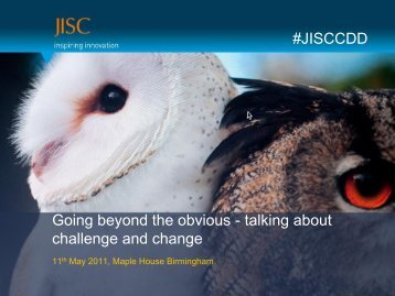 Download presentation - Jisc