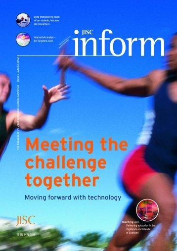 Inform 2 - Jisc