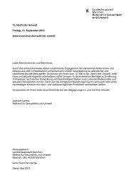 12. Nacht der Umwelt Freitag, 13. September 2013 www ... - JIZ