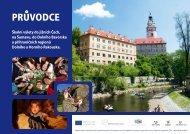 Turistický průvodce - Jižní Čechy