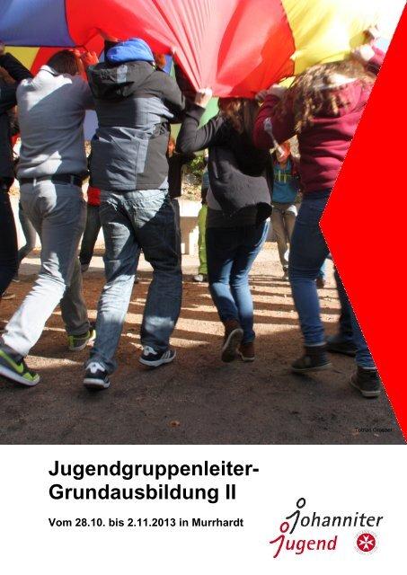 02.11.2013 in Murrhardt - Ausschreibung (pdf)