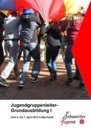 07.04.2013 in Murrhardt - Ausschreibung (pdf)