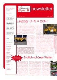Newsletter JJ BW 06/2009 (pdf) - Johanniter-Jugend in Baden ...