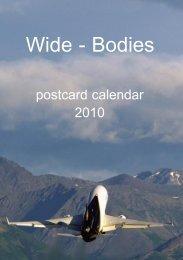 Wide - Bodies - jj Postcards