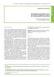 Waldschutzbericht 2012 - Julius Kühn-Institut - Bund.de