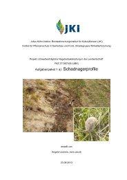 Formatvorlage für wissenschaftliche Arbeiten - Julius Kühn-Institut