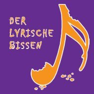 DER LYRISCHE BISSEN - JKS-Dresden